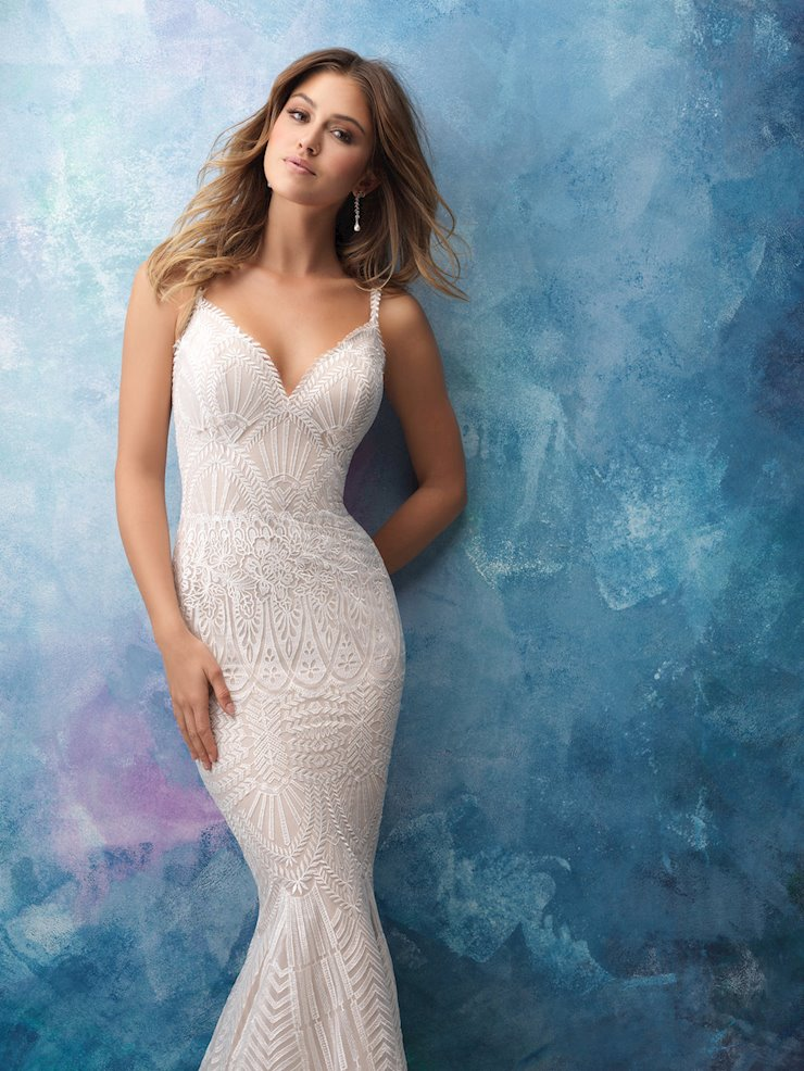Allure Bridals 9564 Image