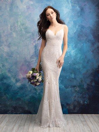Allure Bridals 9564