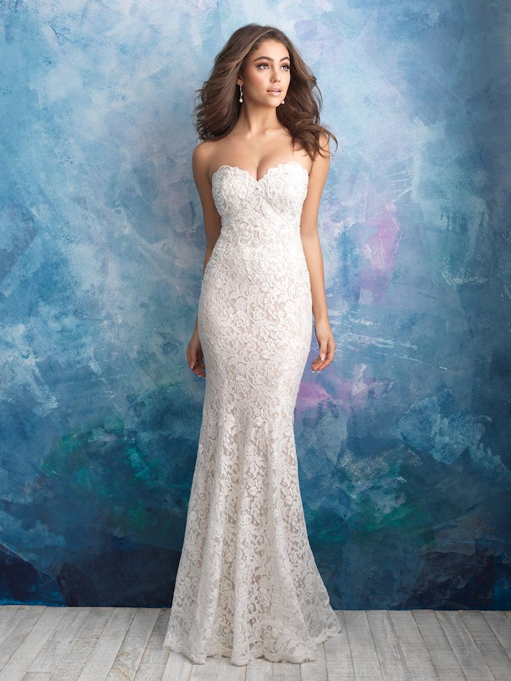 Allure Bridals 9566 Image