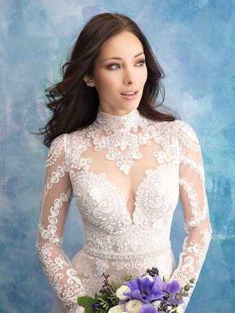 Allure Bridals Style #9567