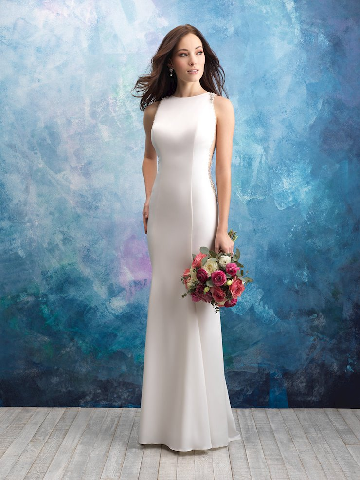 Allure Bridals 9568 Image
