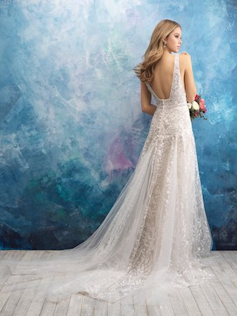 Allure Bridals Style #9572
