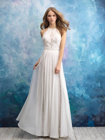 Allure Bridals Style #9573