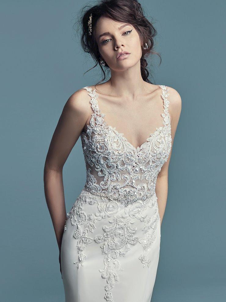 Maggie Sottero Style #Alaina