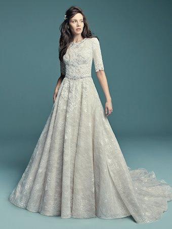 Maggie Sottero Bridal Annabella