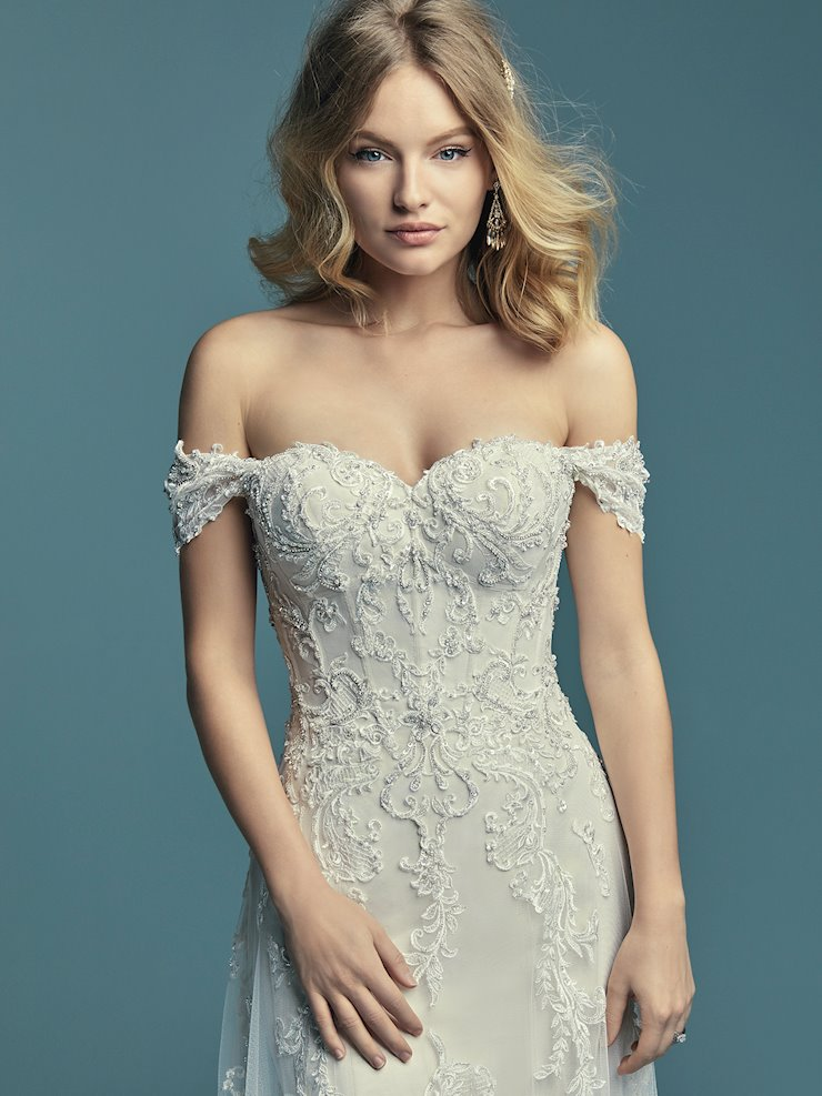 Maggie Sottero Style #Indiana Image