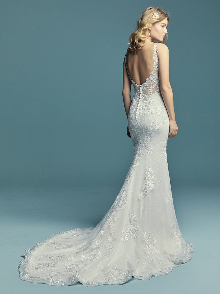 Maggie Sottero #Lucienne