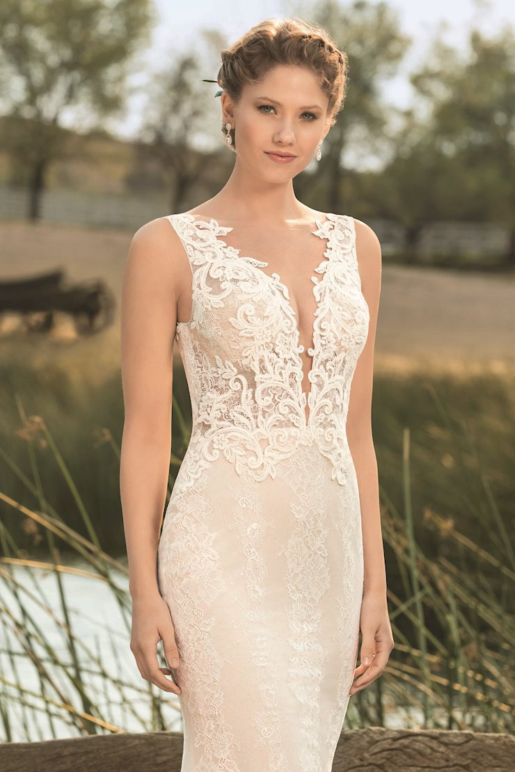Beloved by Casablanca Bridal Style BL268
