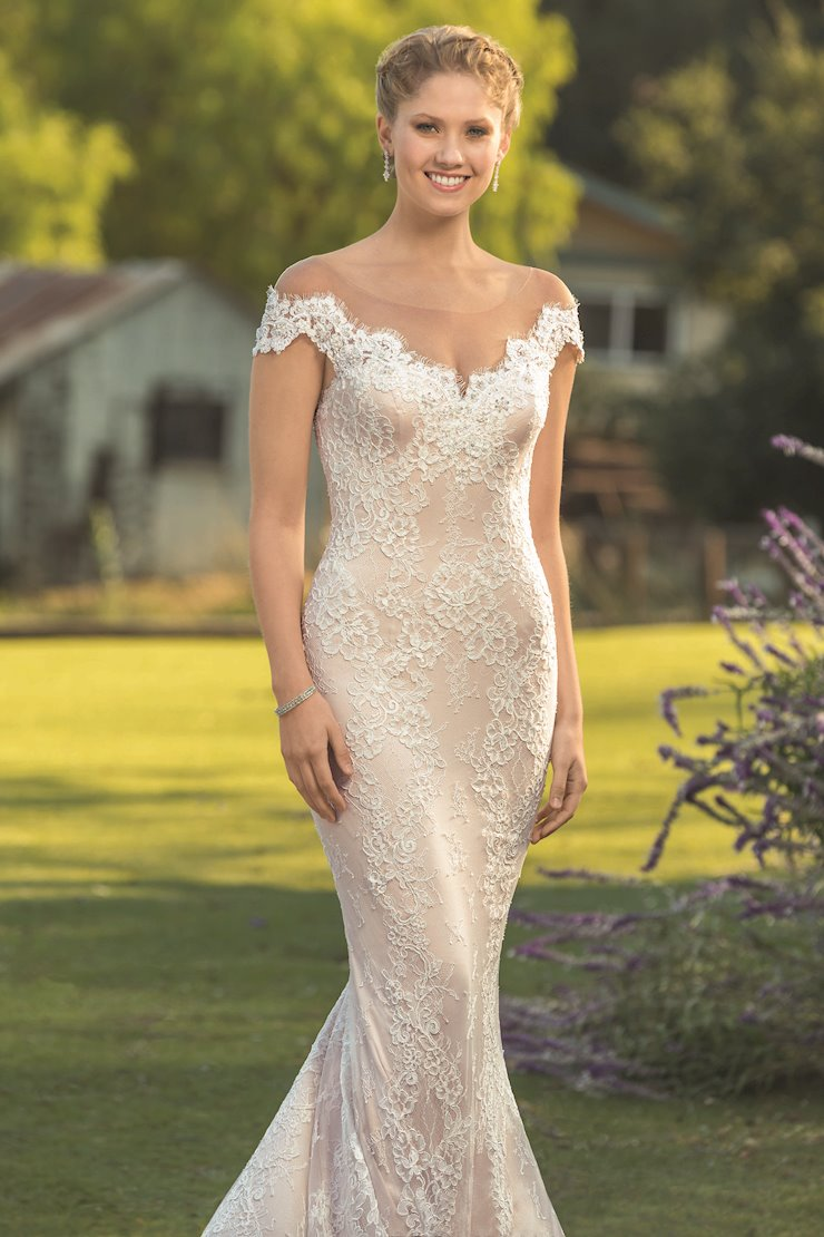 Beloved by Casablanca Bridal Style BL279
