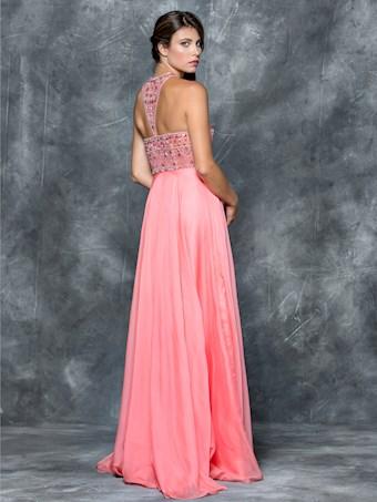 Colors Dress Style 1634