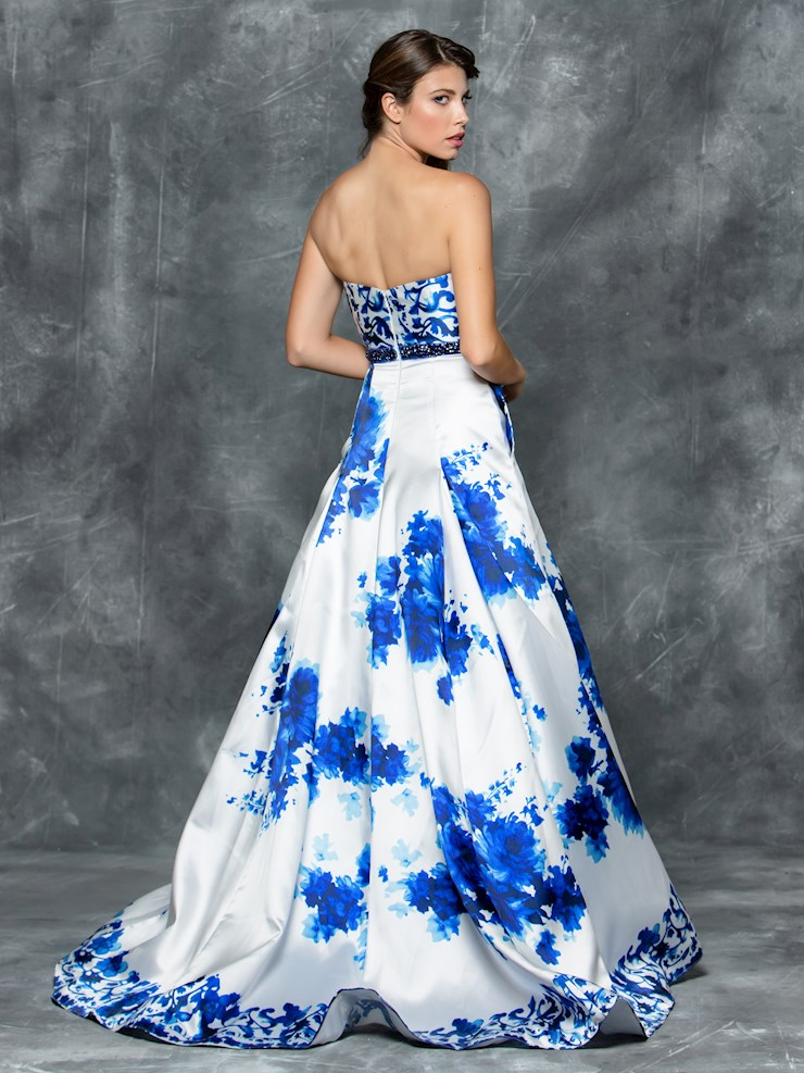 Colors Dress 1644