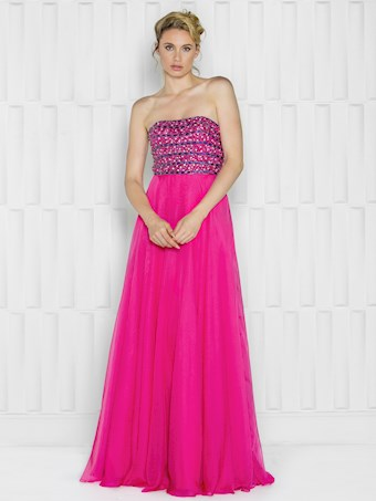 Colors Dress Style #1654