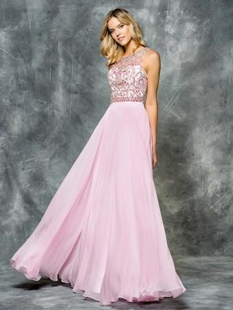 Colors Dress Style #1656