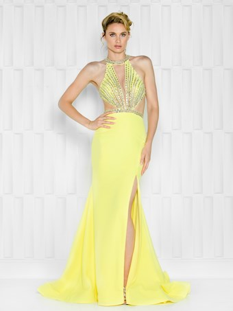 Colors Dress Style 1677