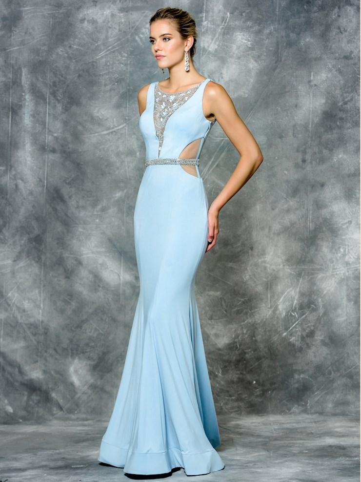 Colors Dress Style #1678