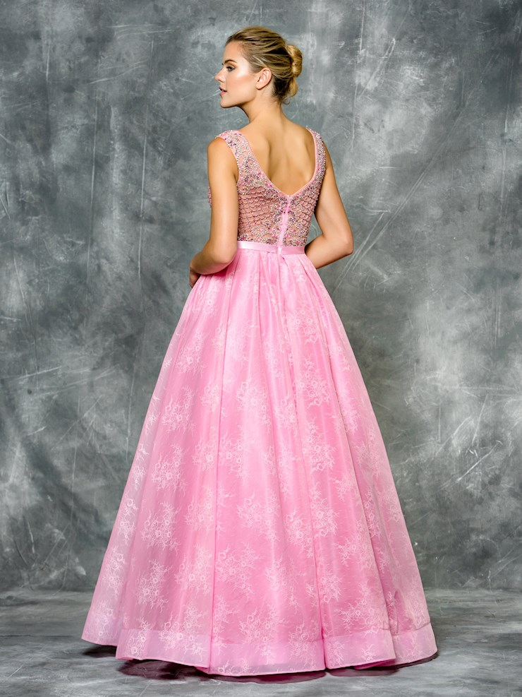 Colors Dress 1690