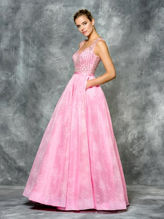 Colors Dress Style #1690
