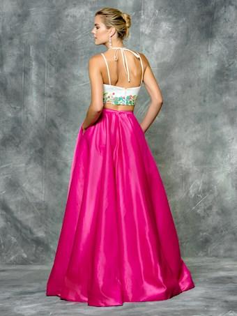 Colors Dress  1709