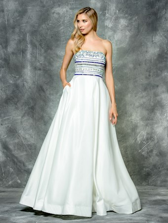 Colors Dress Style #1714