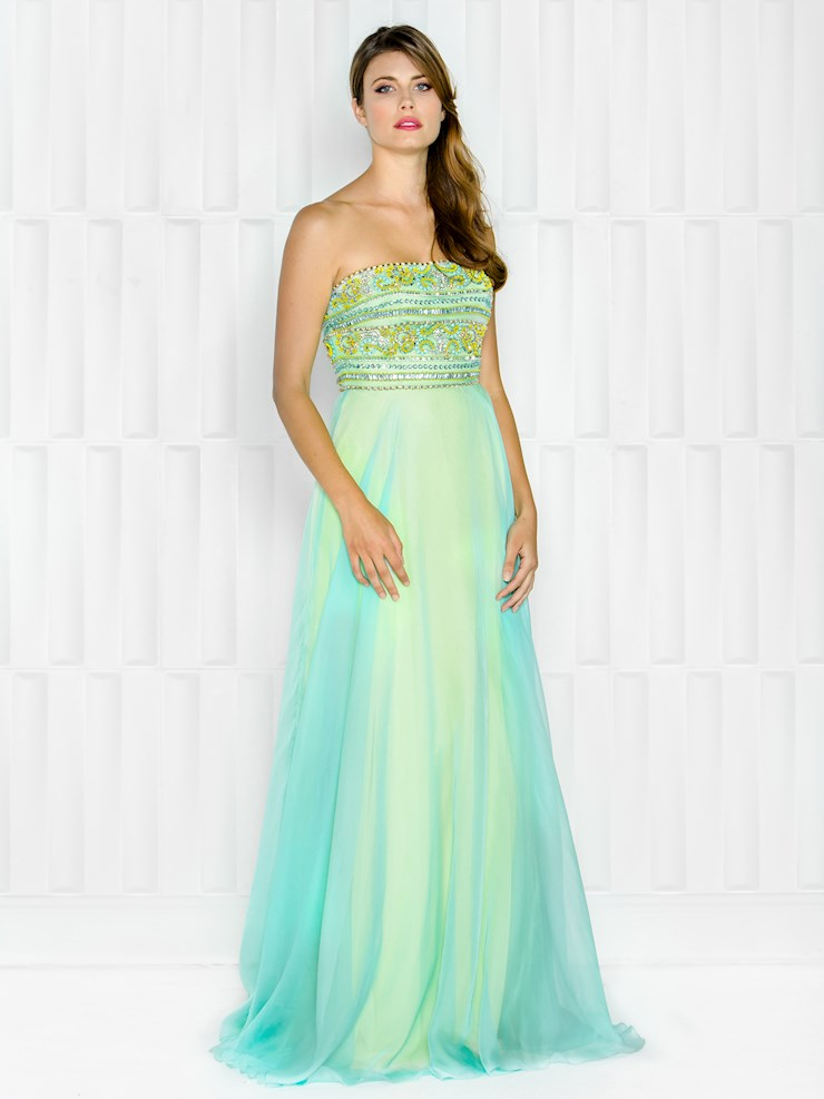 Colors Dress Style #1715