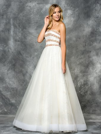 Colors Dress Style #1718