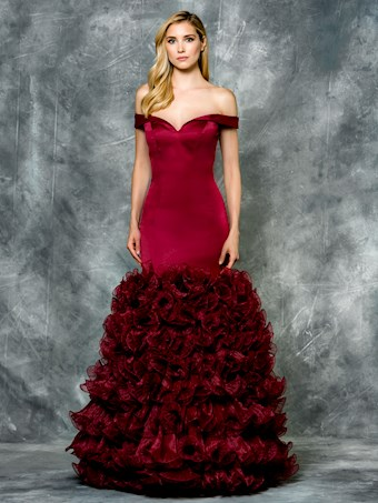 Colors Dress Style #1720
