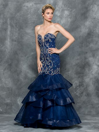 Colors Dress Style #1721