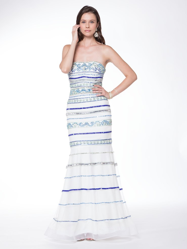 Colors Dress Style #1725 Image