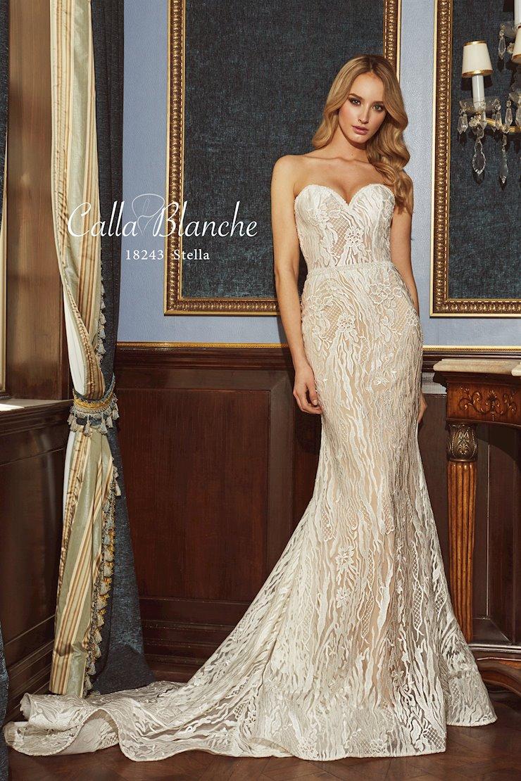 Calla Blanche Style #18243