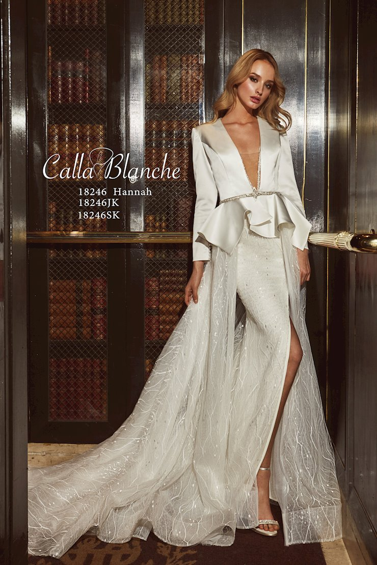 Calla Blanche 18246