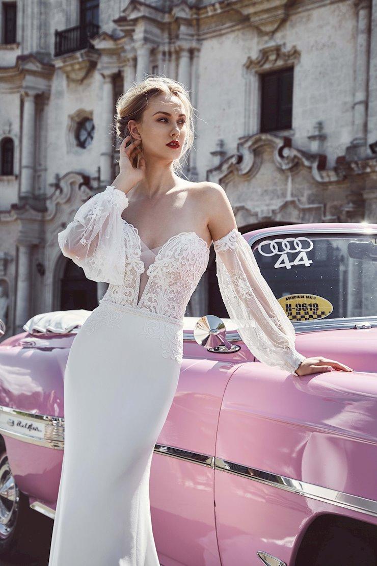 L'Amour by Calla Blanche Style No. LA8229