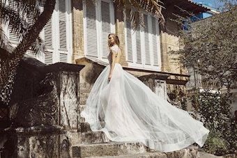 L'Amour by Calla Blanche Style #LA8235SK