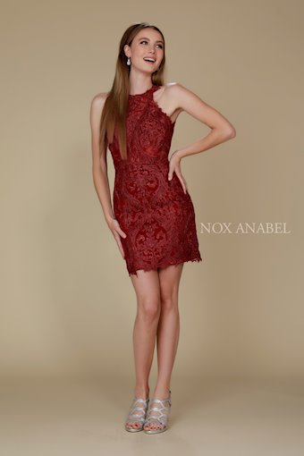 Nox Anabel Style #A612