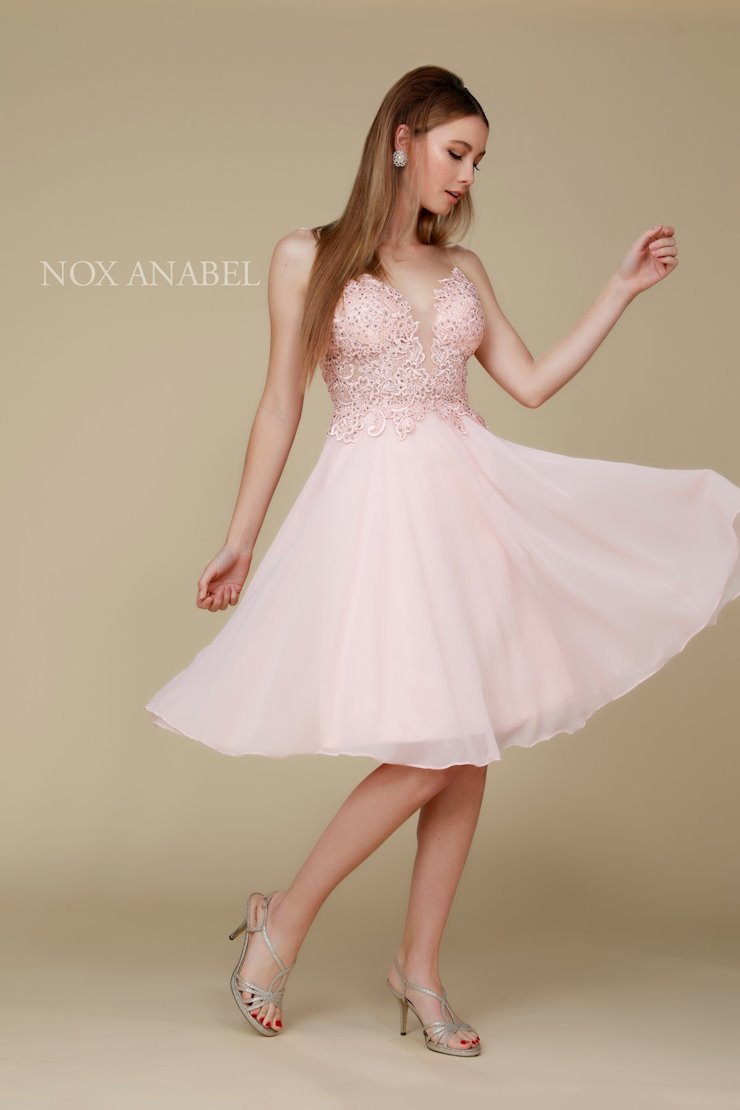 Nox Anabel A660-BLUSH-036