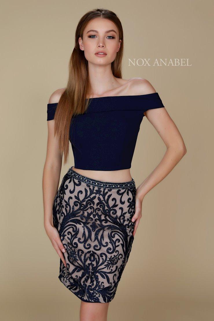 Nox Anabel E664-NAVY-025