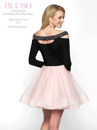 Blush Style: 11610