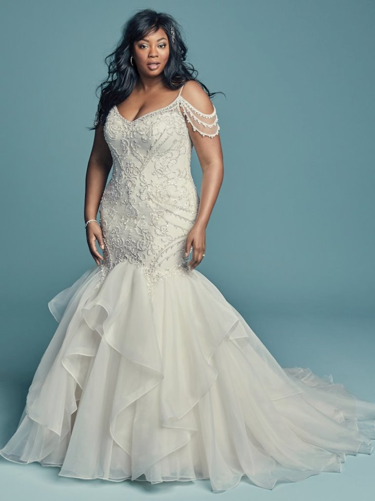 Maggie Sottero Style #8MC651AC Image