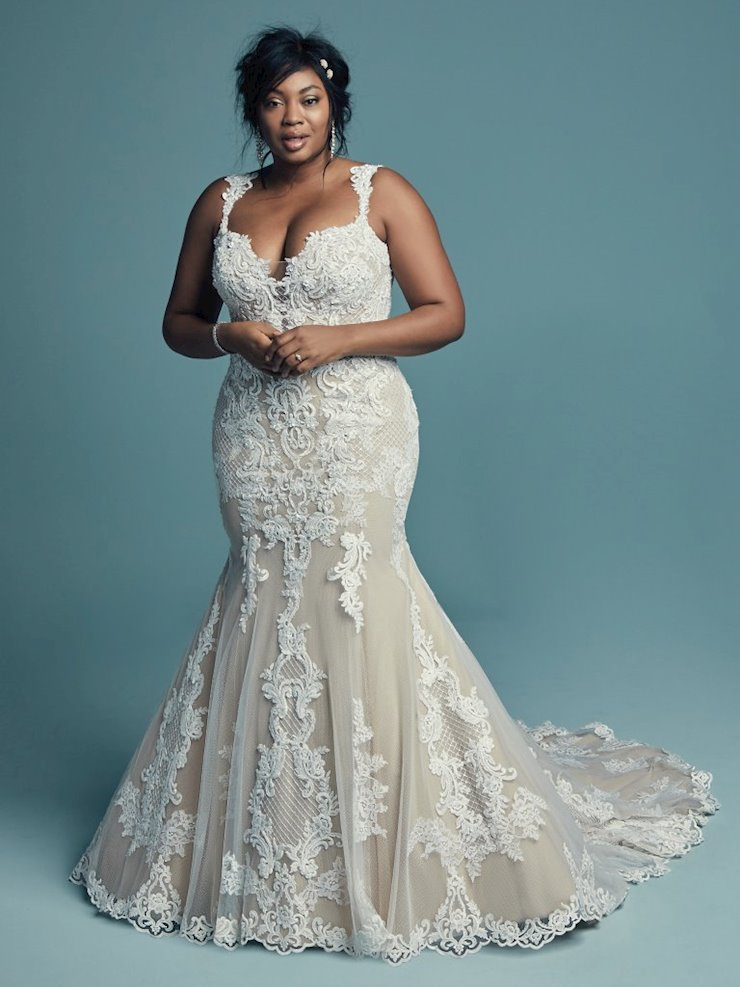 Maggie Sottero Style #8MC739AC Image