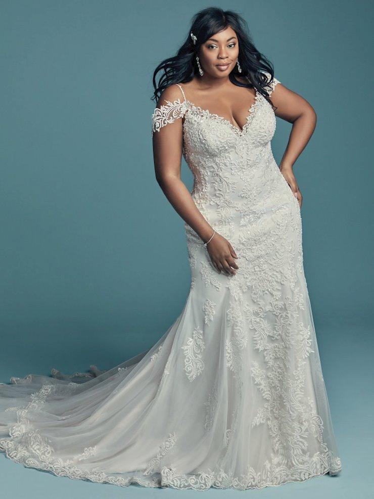 Maggie Sottero Style #8MC750AC Image