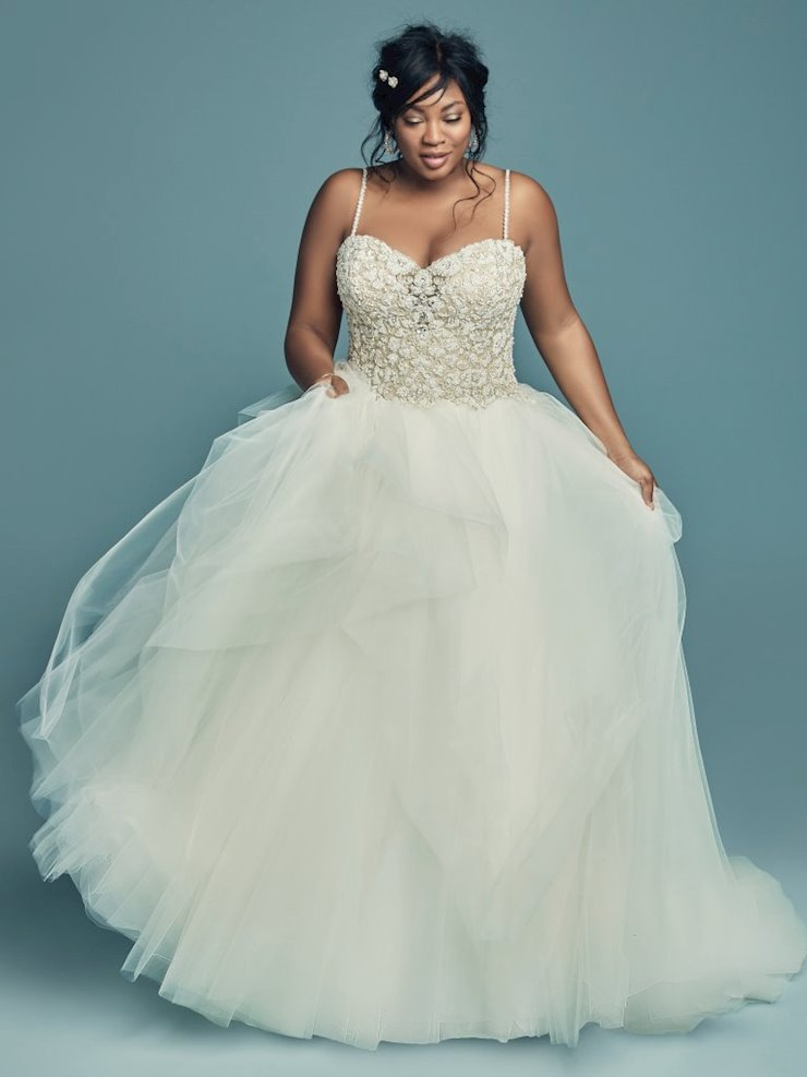 Maggie Sottero Style #8MD711AC Image