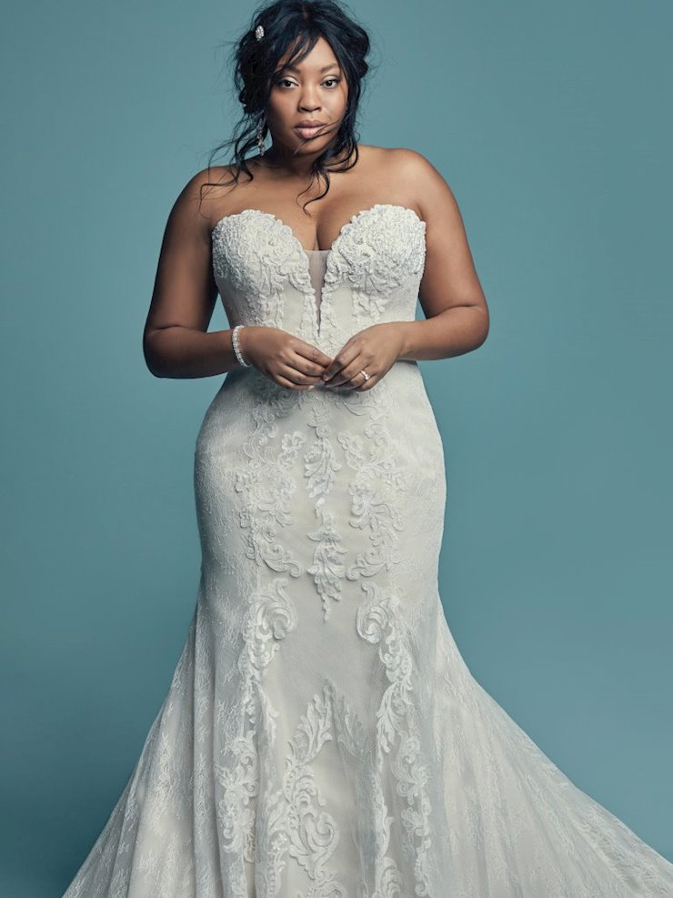 Maggie Sottero Style #8MS752 Image