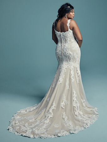 Maggie Sottero Style No. Abbie Lynette