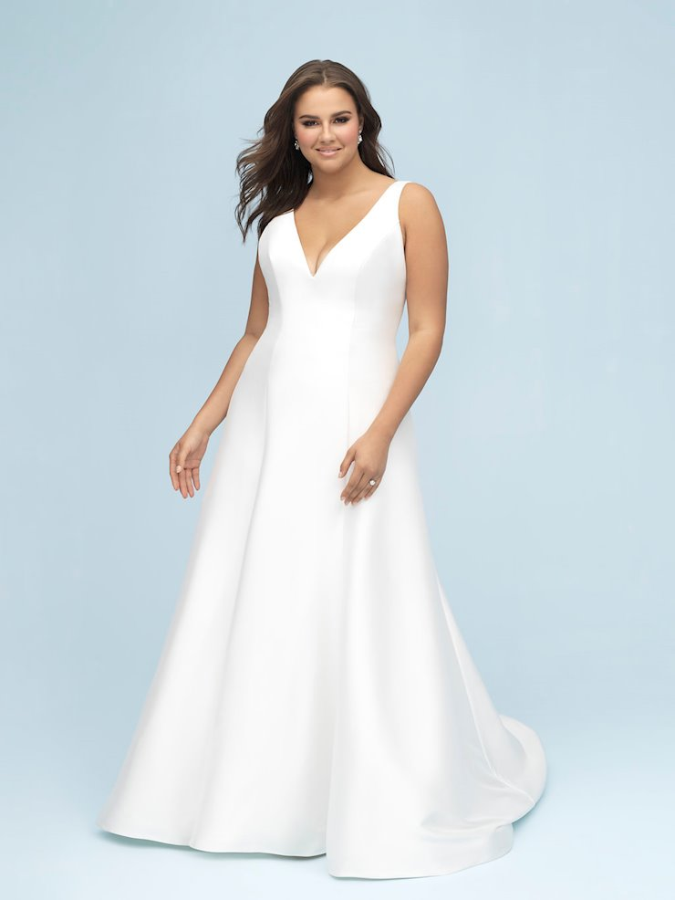 Allure Bridals 9600 Image