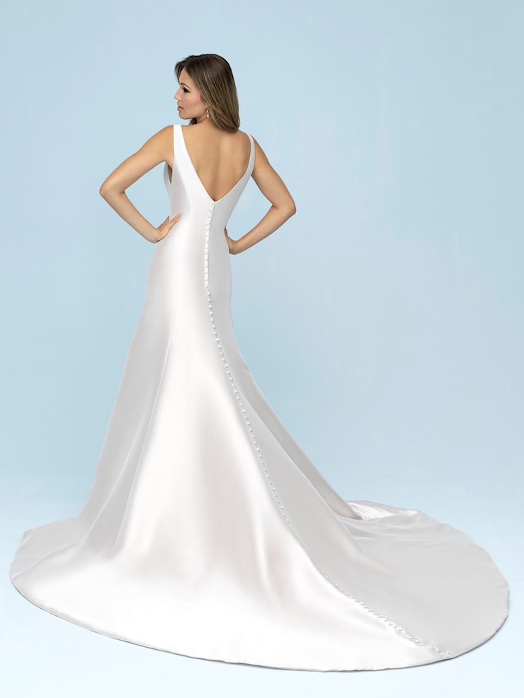 Allure Bridals Style #9600