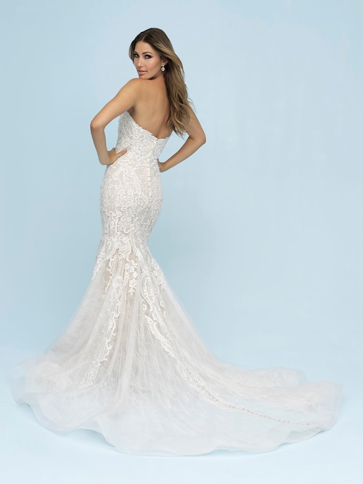 Allure Bridals Style #9601