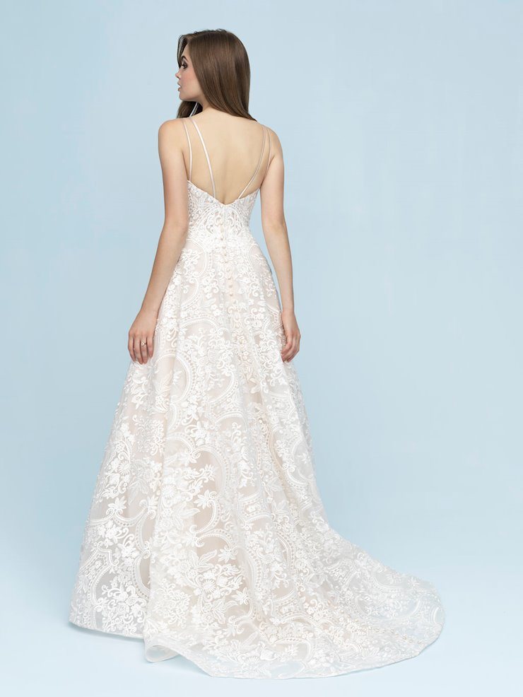Allure Bridals Style #9602