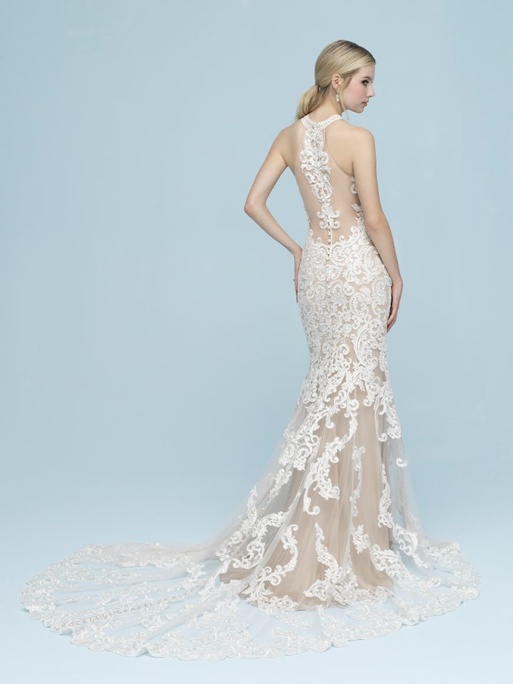 Allure Bridals Style #9604