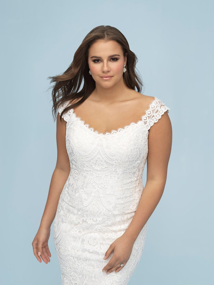 Allure Bridals #9609
