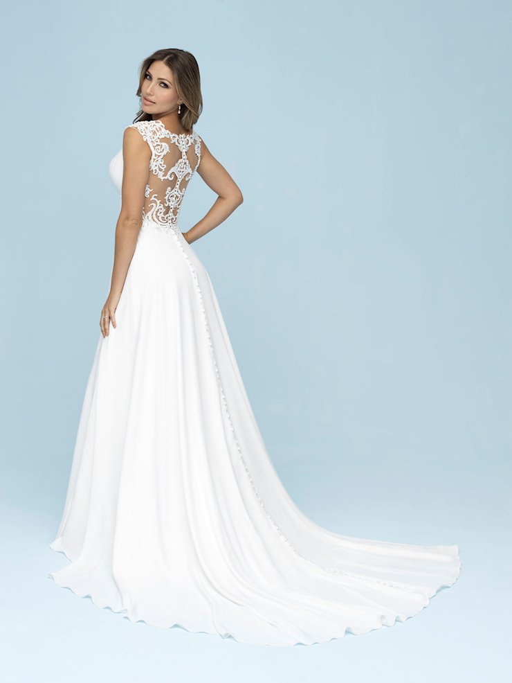 Allure Bridals Style #9610