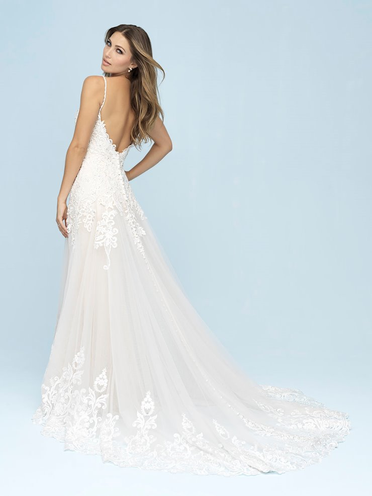 Allure Bridals Style #9611